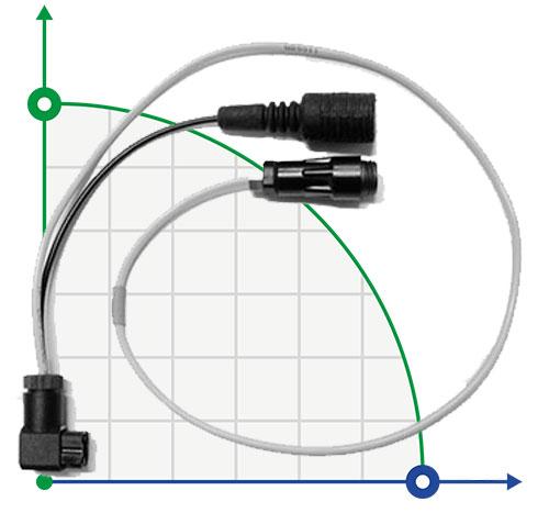 Соединительные кабели для датчиков хлора SONDA CL, с BNC разъемом