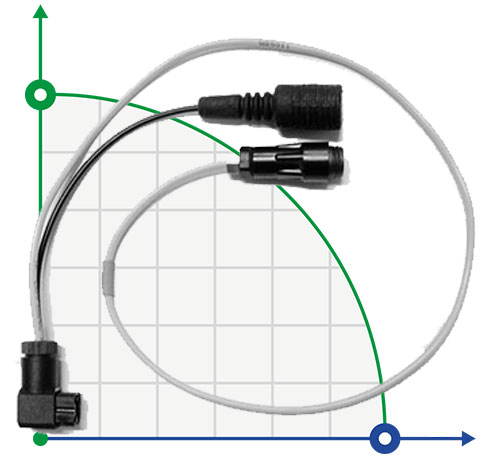 Соединительные кабели для датчиков SONDA HP, с BNC разъемом
