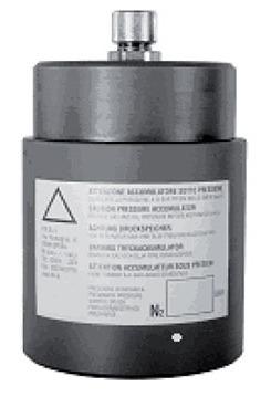 Гасители пульсаций AISI 316L / ПВХ к плунжерным насосам P и ST-P
